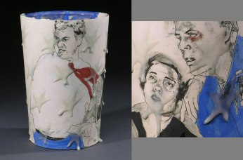 """Porcelain, 12 ¾"""" in height, 2008"""