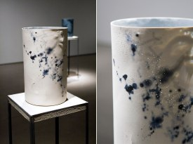 """cast porcelain, decals, 16.5 x 10 x 10"""", 2009"""