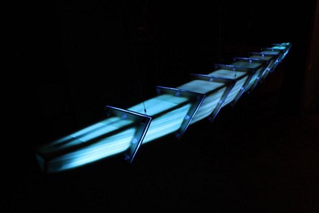 "Tetsuya Tanaka, ""KAGAYAKI-Vessel of Light"""