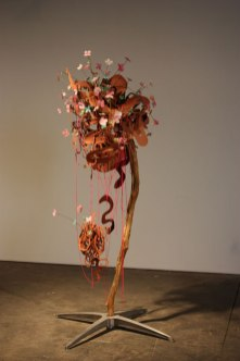 Mixed media, Dimensions variable, 2010