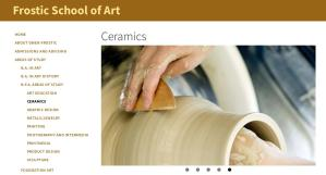 WMU website screenshot