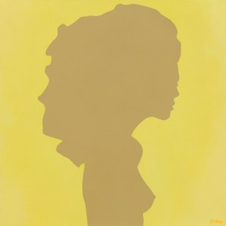 Shadow of a young girl, Daniel Kozeletckiy, 2019