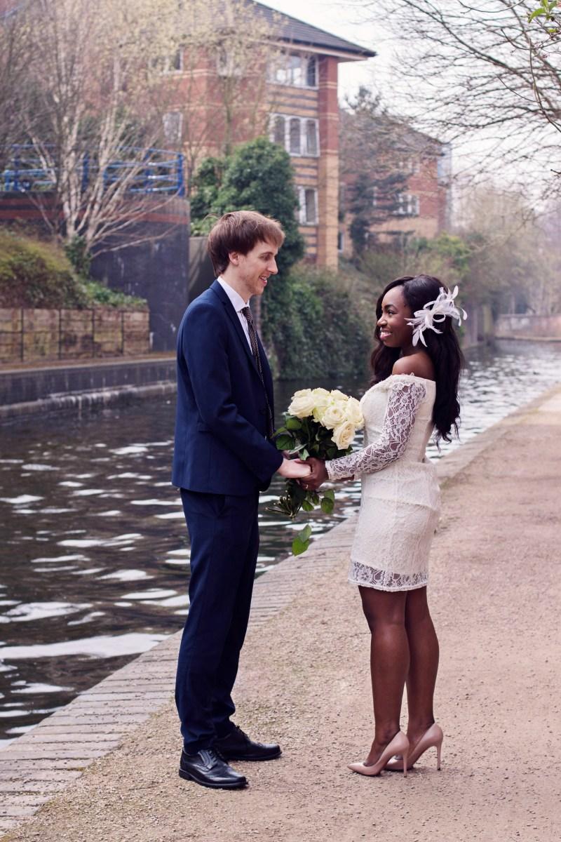 lydia and mathew wed