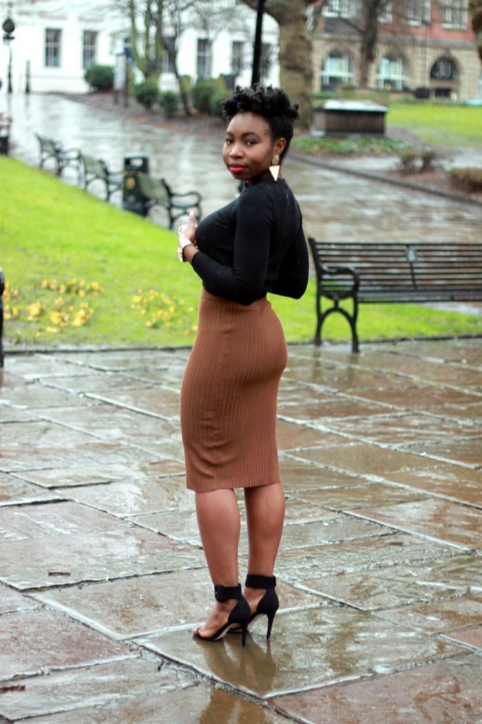ribbed skirt 6