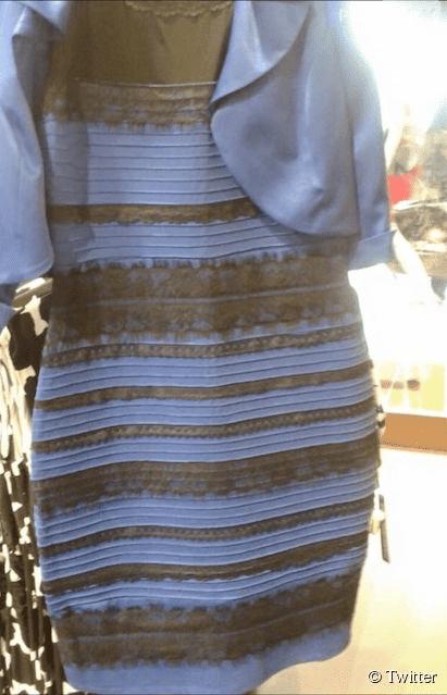 #LaRobeEst : La planète Twitter s'arrête à une question de couleur ! 1
