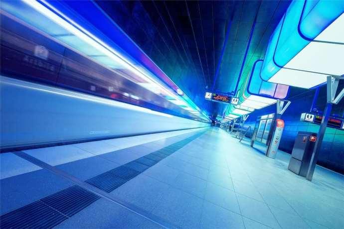U-Bahn Hafencity