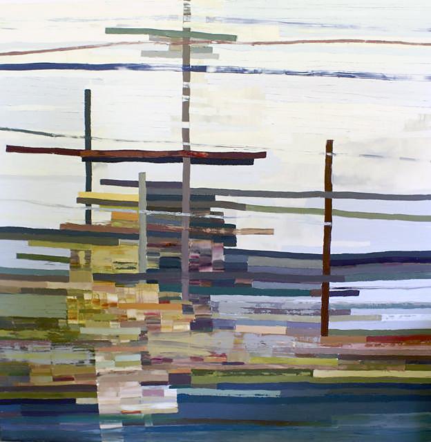 Lyndal Hargrave. 'Breathing Space' 2009