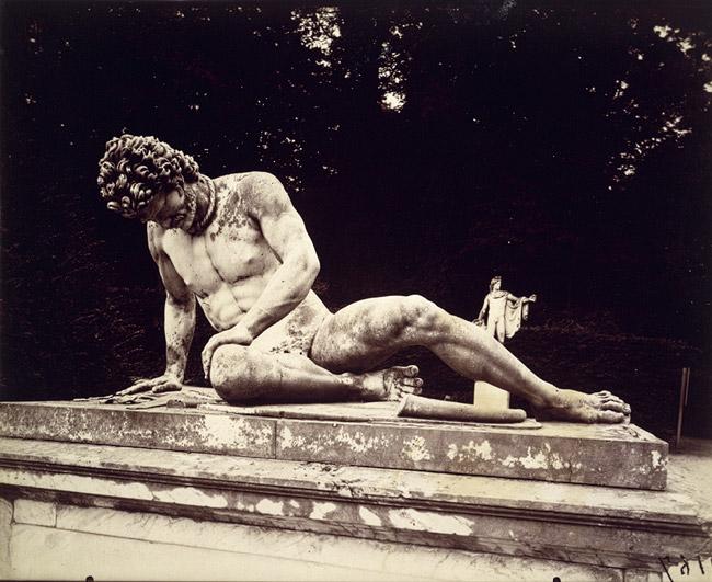 Eugene Atget. 'Versailles, France' 1923