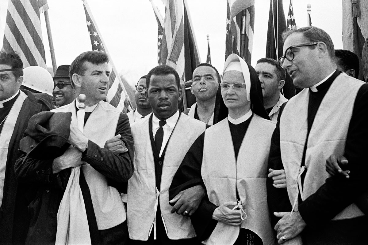 Stephen Somerstein Nuns Priests And Civil Rights