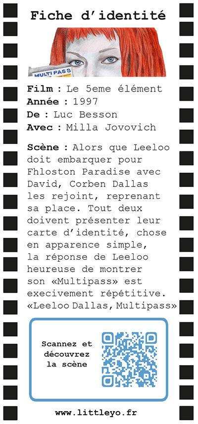 fiche identité film
