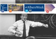 It's Albers week here at Yale University Press and today we have a contest for you. There exists amazing archival footage of Josef Albers in the classroom, and Albers describing […]