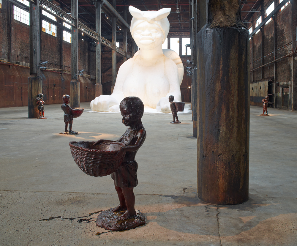 Kara Walker, A Subtlety, 2014. Photography by Jason Wyche, Courtesy Creative Time