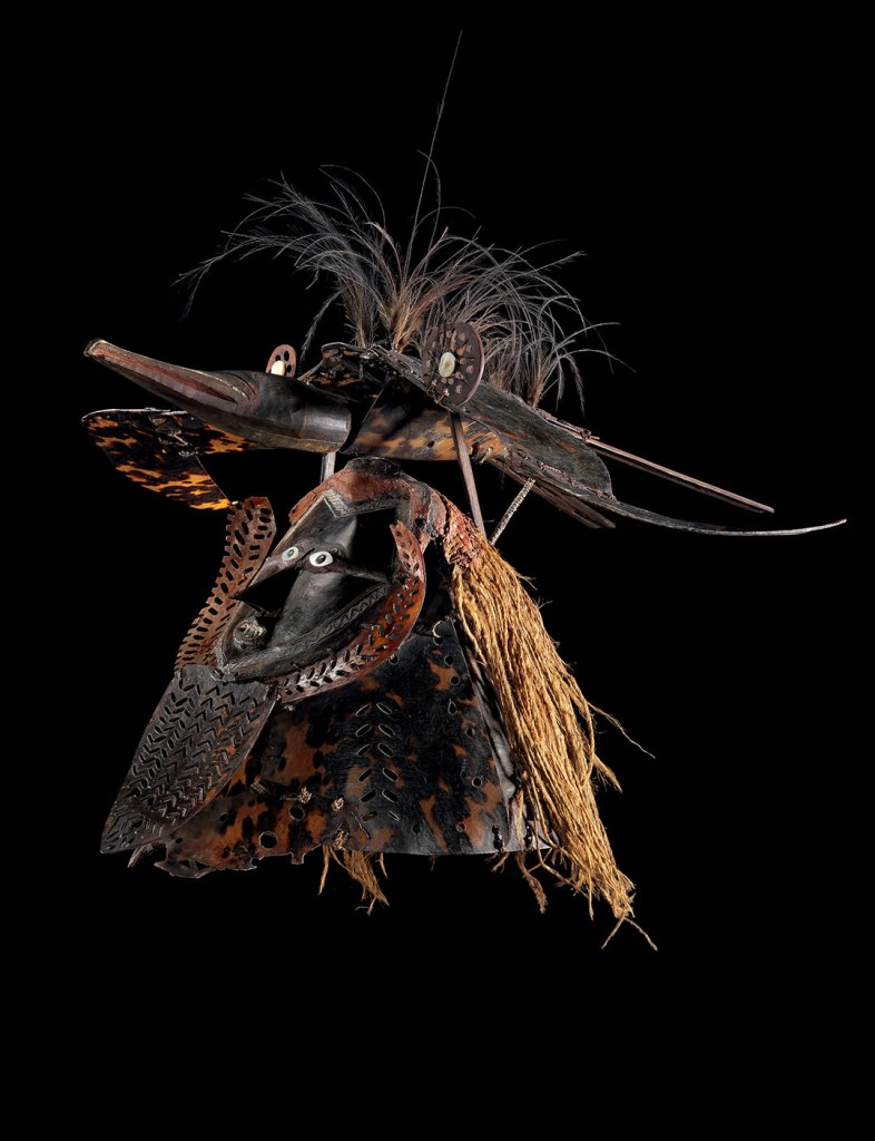 Frigate Bird mask