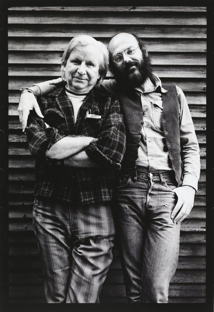 Anthony Friedkin Don Kilhefner and Morris Kight at the Gay Community Services Center, Los Angeles, 1972 Gelatin silver print 14 × 11 in. (35.6 × 27.9 cm) Fine Arts Museums of San Francisco Gift of Mary and Dan Solomon