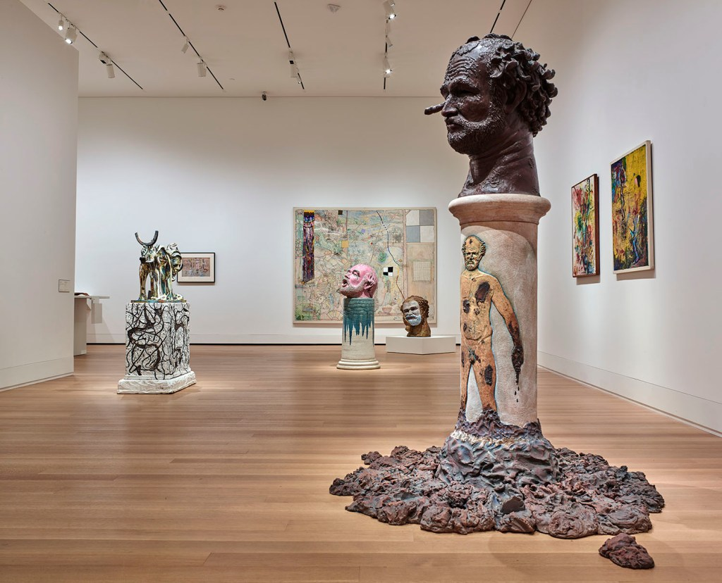 The Ceramic Presence in Modern Art: Selections from the Linda Leonard Schlenger Collection and the Yale University Art Gallery, 3881