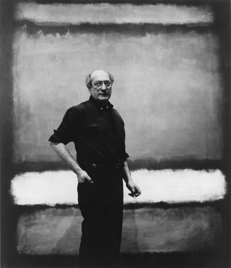 Regina Bogat - Mark Rothko with No 7