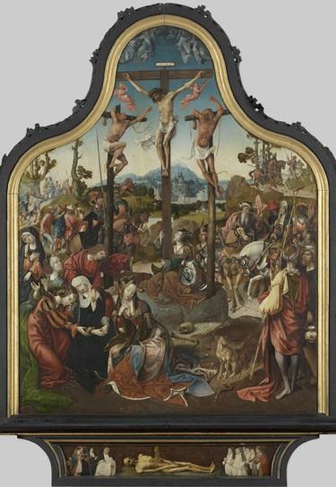 2) Engelbrechtsz Crucifixion_crop