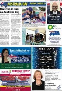 newspaper artical