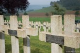 Memorial WW2 near Verdun, France
