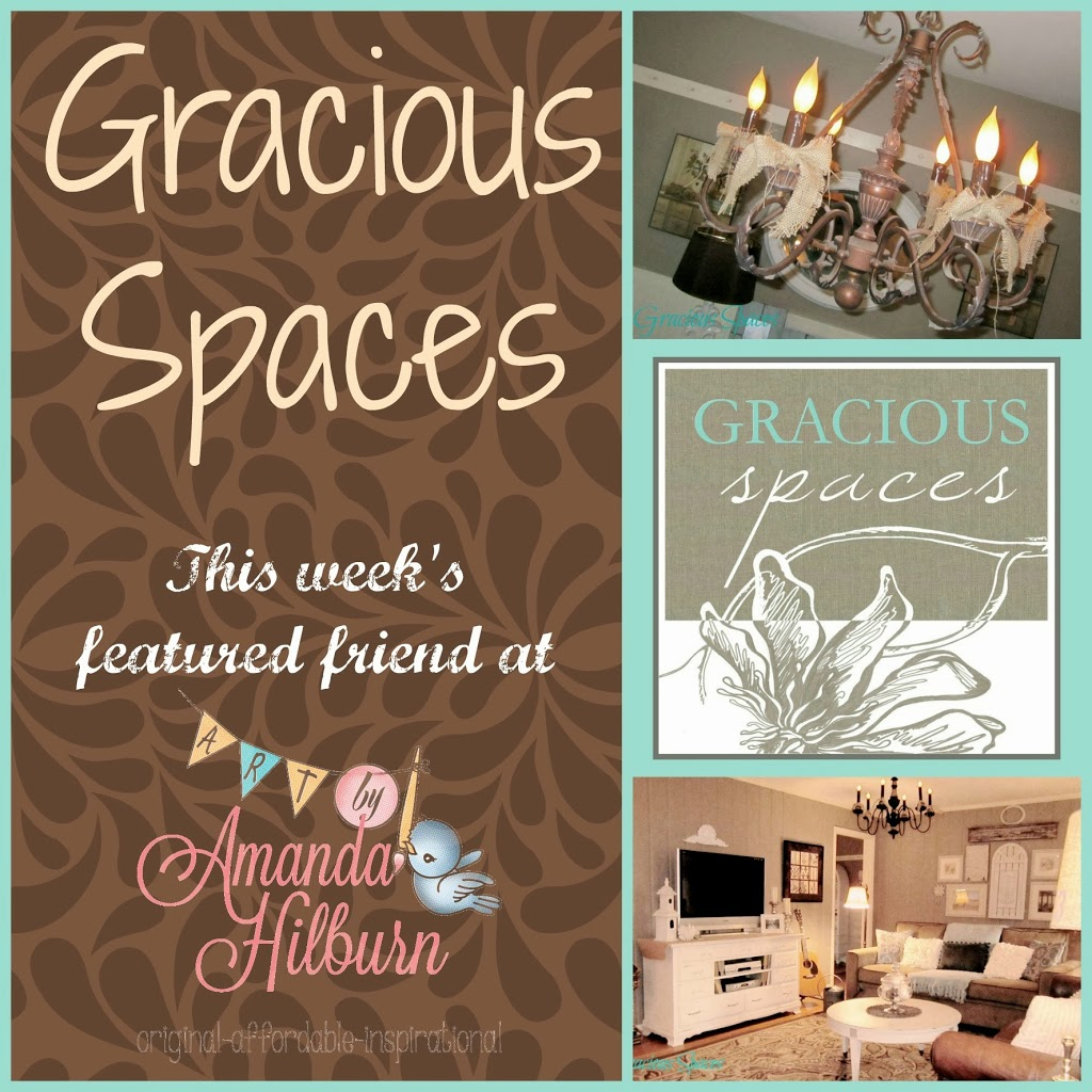 This Week's Featured Friend: Gracious Spaces