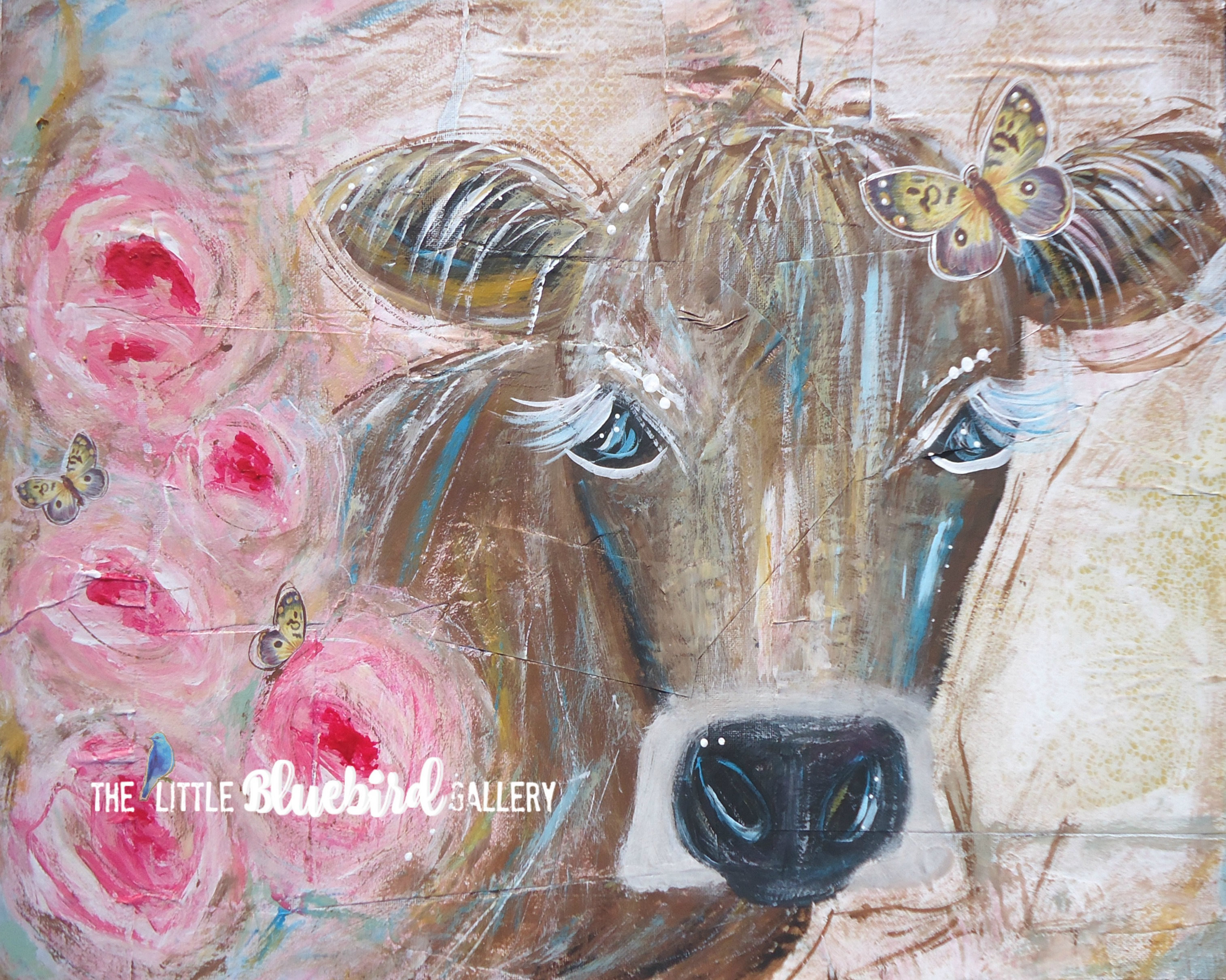 BeYoutiful Bovine Print