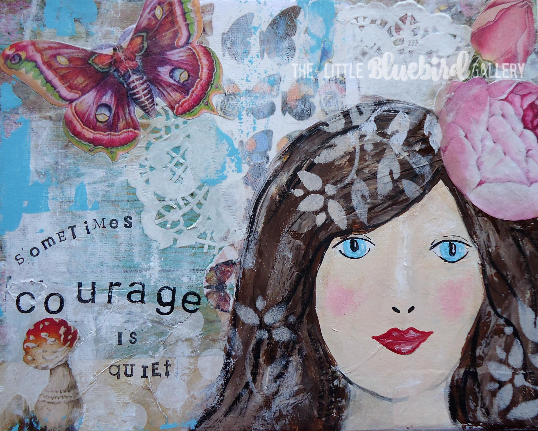 Quiet Courage Watermarked