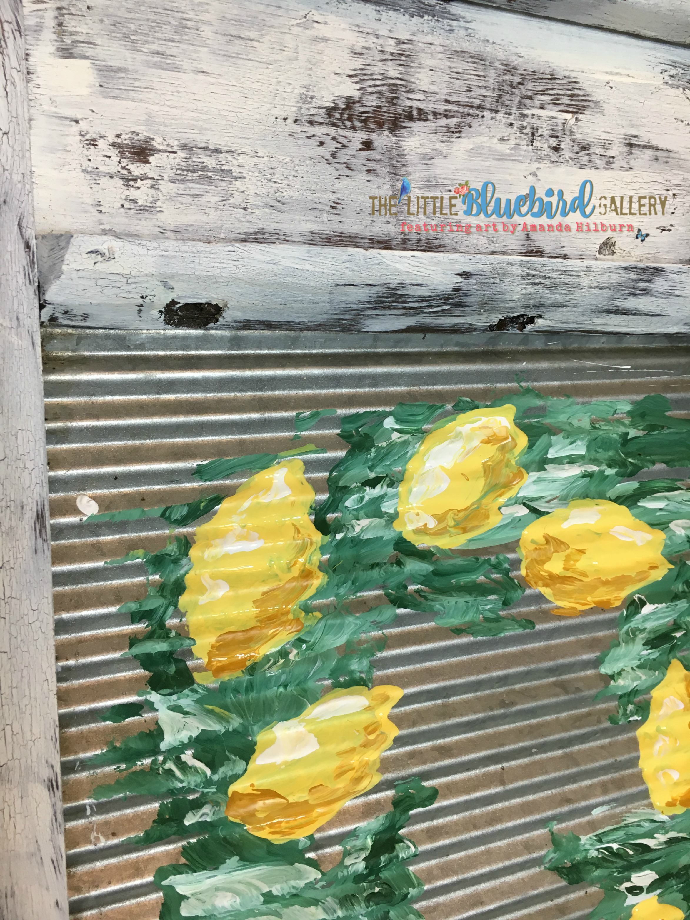 Painting Lemons: A How-To Video