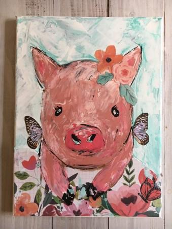 Original Painting by Amanda Hilburn