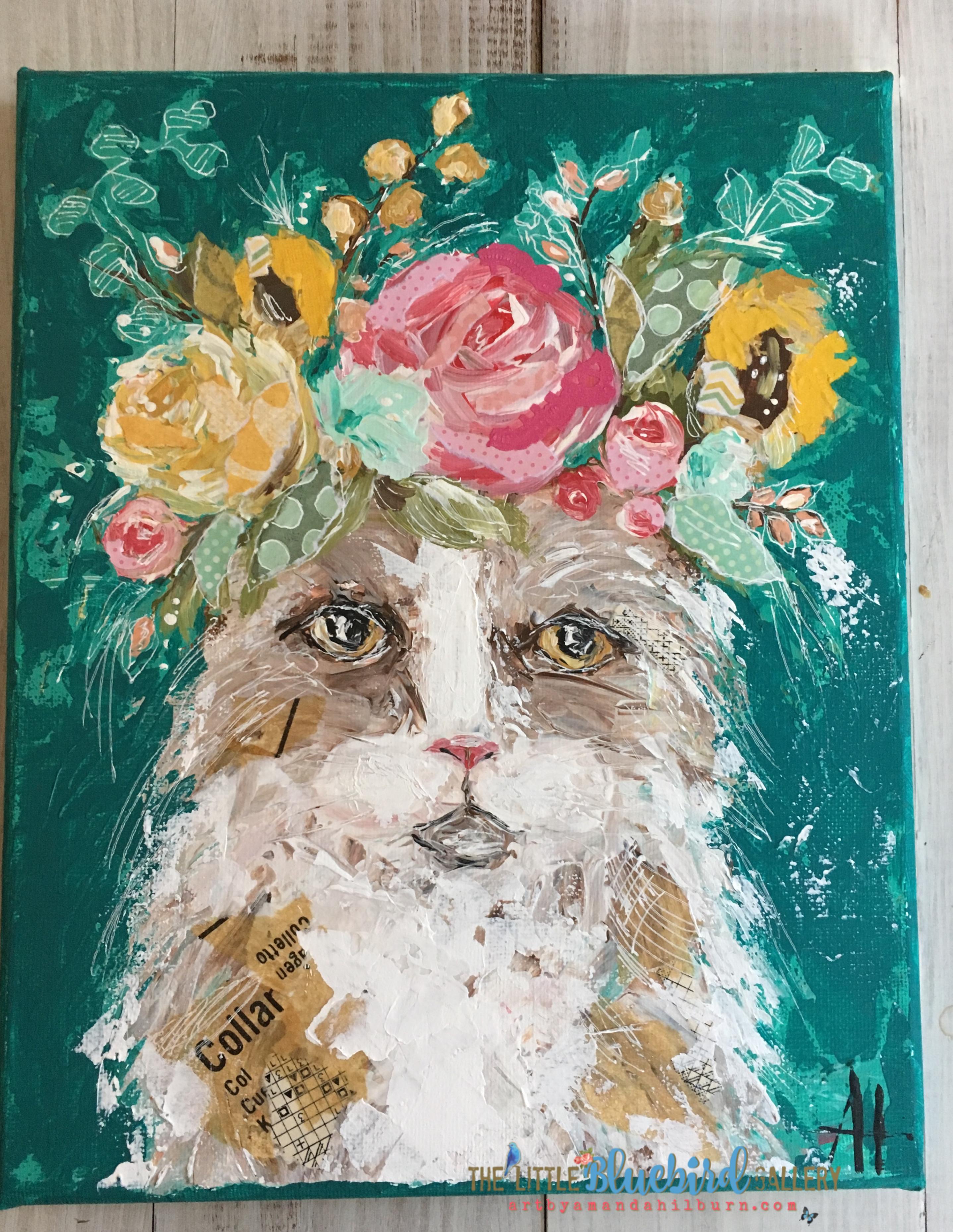 Flora the Cat