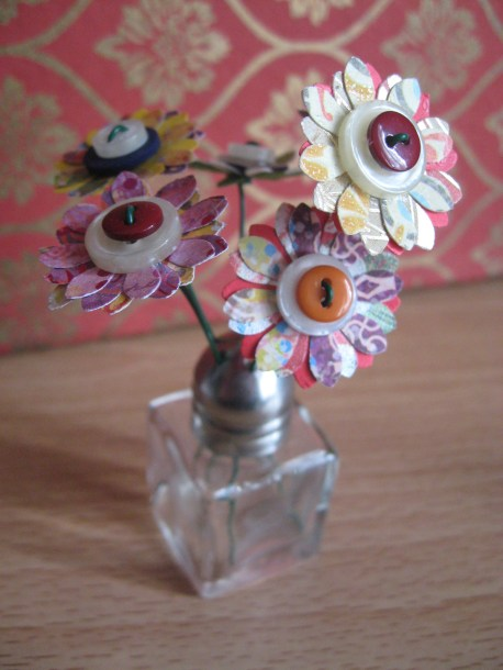Mini-Flower Bouquets
