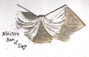 A Writers book of days