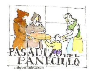 Pasadizo de Panecillo