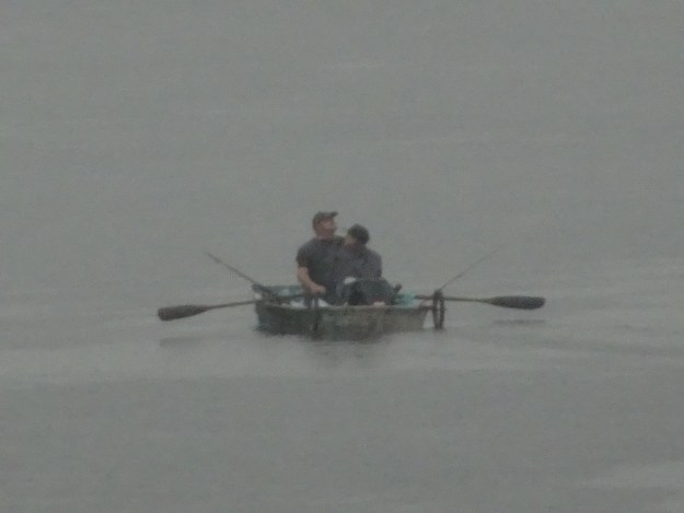 Fishing on the Pepacton Reservoir