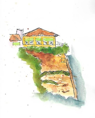 A house in Roussillon