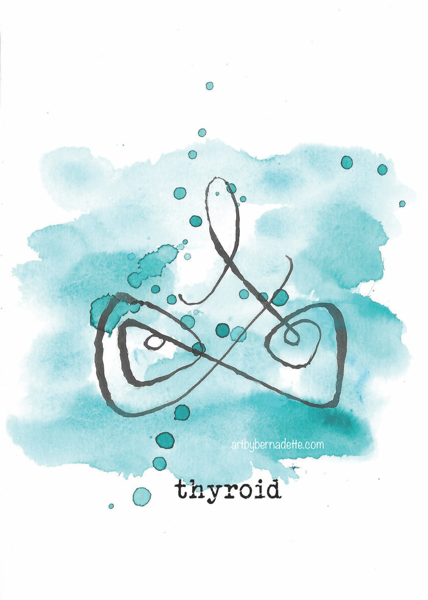 Biogeometry image thyroid 02