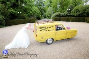 The Trotters Van