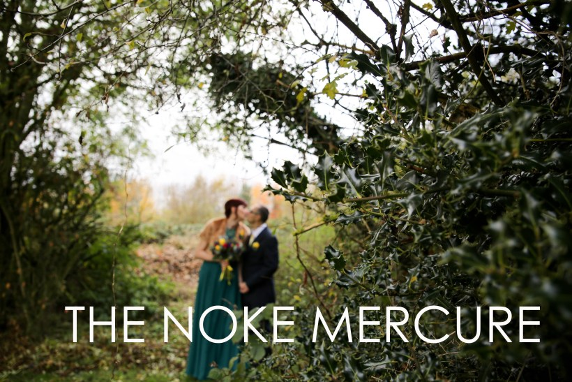 The Noke Mercure recommended Wedding Photographer