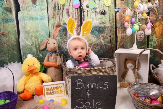 Easter Bunny Shoots