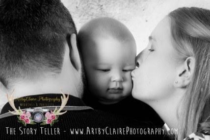 ArtbyClaire Portrait Photographer Family Portrait