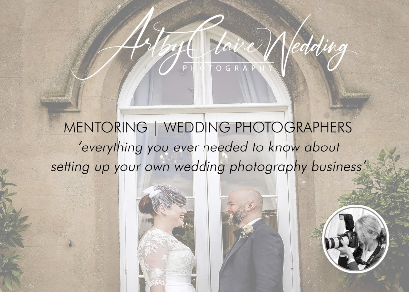 ArtbyClaire Wedding Mentoring for Photographers, Hemel Hempstead, Hertfordshire