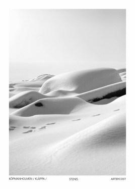 Photo Art Print Card - Stenis