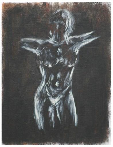 Acrylic Panel 22x30 cm - She II