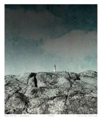 Photo Art Print Card - Fyren