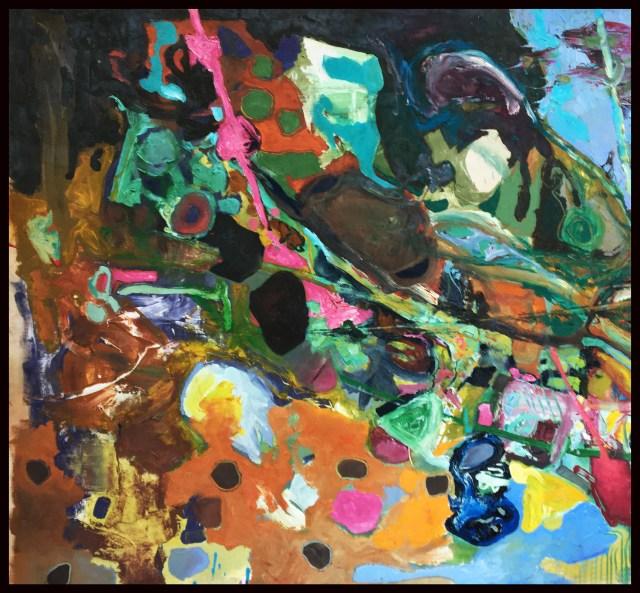 Dan's Diebenkorn - Art by Dan Smith