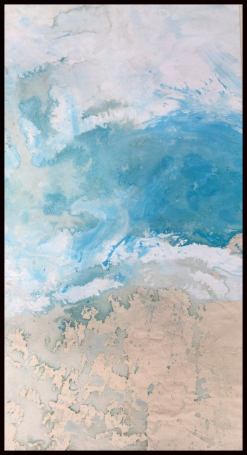 The Ocean at a Distance - Art by Dan Smith