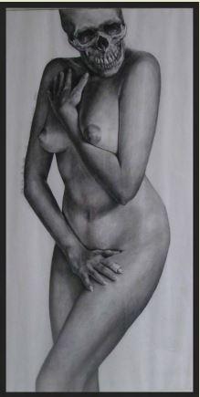 Michelle - Art by Dan Smith