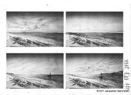 Seascape sketches