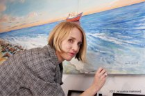 Seascape Commission_Signing_Jacqueline Hammond