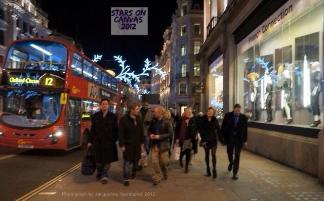 JAG Gallery artists in Oxford Street, London