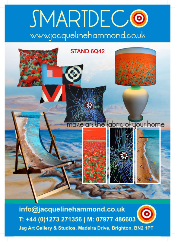 Smartdeco range will be exhibited at Spring Fair International 2013, Europe's leading home and gifts trade fair at the Birmingham NEC, 3-7th February 2013 - stand number 6Q42 in the Contemporary Gift & Home section